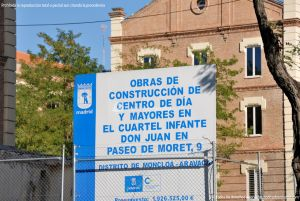 Foto Cuartel del Infante Don Juan 1