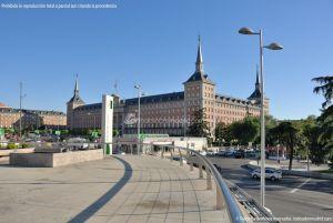 Foto Mirador de la Plaza de la Moncloa 4