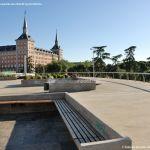 Foto Mirador de la Plaza de la Moncloa 6