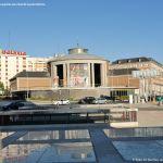 Foto Mirador de la Plaza de la Moncloa 9