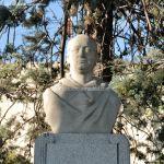Foto Escultura en la Ruta Peatonal Arco de la Victoria 3