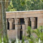 Foto Templo de Debod de Madrid 2
