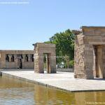 Foto Templo de Debod de Madrid 12