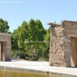 Foto Templo de Debod de Madrid 13