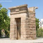 Foto Templo de Debod de Madrid 36