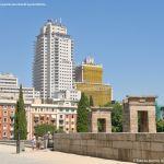 Foto Templo de Debod de Madrid 62