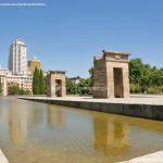 Foto Templo de Debod de Madrid 65