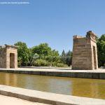 Foto Templo de Debod de Madrid 68