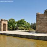 Foto Templo de Debod de Madrid 69