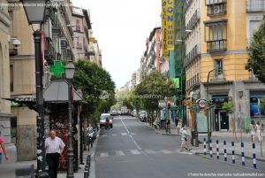 Foto Calle de Fuencarral 1
