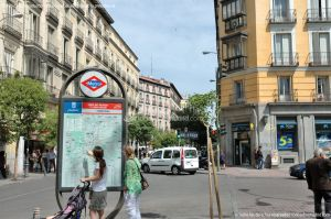 Foto Calle de Fuencarral 20