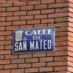 Foto Calle de San Mateo de Madrid 4