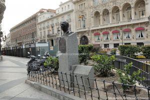 Foto Escultura Madrid al Maestro Alonso 4