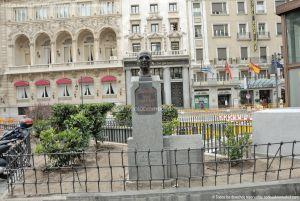 Foto Escultura Madrid al Maestro Alonso 5