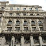 Foto Edificio Banco Santander en la Calle Alcalá 4