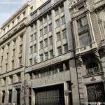 Foto Edificio Banco Santander en la Calle Alcalá 5