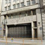 Foto Edificio Banco Santander en la Calle Alcalá 6