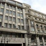 Foto Edificio Banco Santander en la Calle Alcalá 10