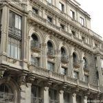 Foto Edificio Banco Santander en la Calle Alcalá 11