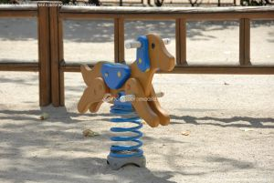 Foto Parque Infantil Paseo de la Reina Cristina 6