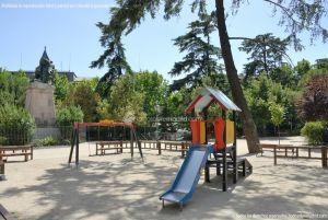 Foto Parque Infantil Paseo de la Reina Cristina 7