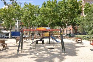 Foto Parque Infantil Paseo de la Reina Cristina 8