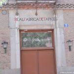 Foto Real Fábrica de Tapices de Madrid 42