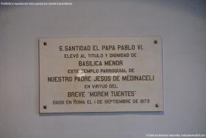 Foto Basílica de Nuestro Padre Jesús de Medinaceli 38