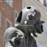 Foto Escultura en la Plaza de Dalí 3