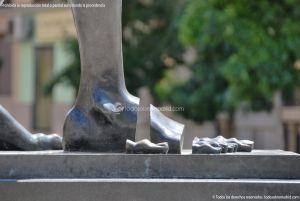 Foto Escultura en la Plaza de Dalí 13