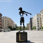 Foto Escultura en la Plaza de Dalí 15