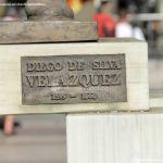Foto Escultura Diego de Silva Velázquez 4