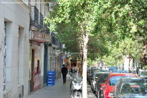 Foto Calle de Manuela Malasaña de Madrid 2