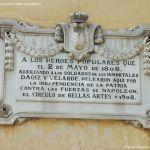 Foto Plaza del Dos de Mayo de Madrid 45