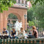 Foto Plaza del Dos de Mayo de Madrid 48