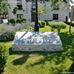 Foto Placa Escultura de la Unesco a Alcalá de Henares 1