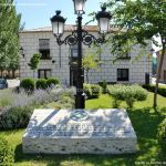 Foto Placa Escultura de la Unesco a Alcalá de Henares 5