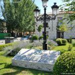 Foto Placa Escultura de la Unesco a Alcalá de Henares 7