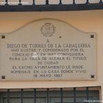 Foto Casa de Diego de Torres de la Caballería 1