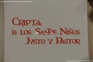 Foto Cripta de los Santos Niños Justo y Pastor 1