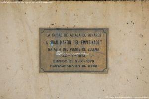Foto Escultura a Juan Martín El Empecinado 1