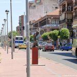 Foto Esculturas en Vía Complutense 6