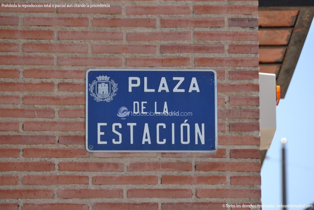 Plaza de la estaci n de alcala de henares for Plaza de la estacion fuenlabrada