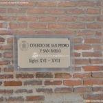 Foto Colegio de San Pedro y San Pablo de Alcala de Henares 31