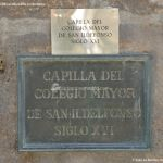 Foto Capilla de San Ildefonso 1