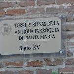 Foto Torre y Ruinas de la Antigua Parroquia de Santa María 19