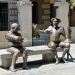 Foto Escultura El Quijote 2
