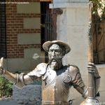 Foto Escultura El Quijote 3