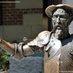 Foto Escultura El Quijote 4