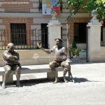 Foto Escultura El Quijote 6